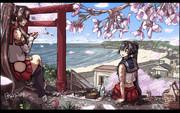 桜を見ながら一杯どう?