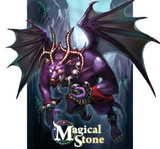 ガーゴイル(通常)(Magical Stone)