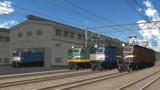 【MMD鉄道】『EF5889』3タイプセット(おまけ付き)【モデル配付】