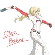 強打者エレン先生