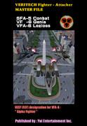 VFAマスターファイル VF-6ジニーア VFA-6 レギオス SFA-5 コンバート