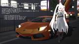 風姫メンバー愛車シリーズ ジェニス・ロンド  Lamborghini Aventador