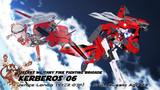 Rescue Module 06 YF-19 -Kerberos -  Jenice・Londo
