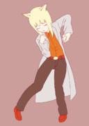 【GIFアニメ】踊るひのけん