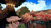 【Minecraft】神社【英語を勉強できる街 つくりませんか?】