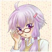 眼鏡っ娘ゆかりさん