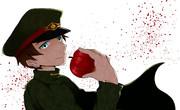 りんごが似合う人
