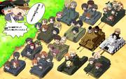「閣下欠海戦線」最終話完成前に生放送予定4/23 21時位?