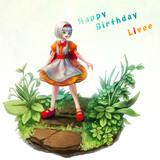 リヴィー誕生日