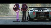 GT40と結月姉弟