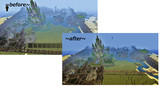 【Minecraft】PS4で街作り中!!!  全体図④
