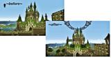 【Minecraft】PS4で街作り中!!!!  お城③