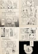 わかさぎ姫×赤蛮奇合同『その首ひとつ水底に』サンプル