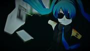 【MMD】謎の美少女の復讐