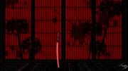 【MMD刀剣乱舞】綺麗な赤と黒