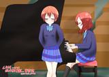 ラブライブ!ワンドロ「西木野真姫 or 音楽室」
