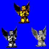 天使像.BB