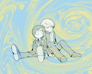 【PQ】黄色い青