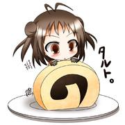 那珂ちゃんと伊予銘菓