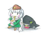 妖精さんとイ級