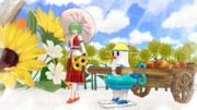 【東方MMDクロスオーバー祭】収穫