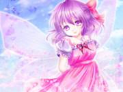 桜チルノ「淡雪」