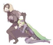 ジャンヌとヒルデ