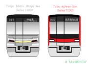 東京メトロ13000系&東武70000系