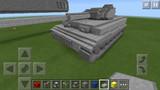 【Minecraft】ティーガーI戦車