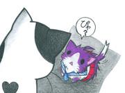 エラー猫と酒匂ネコ