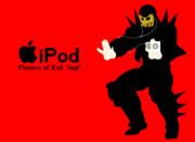 iPod風 ジャギ様