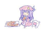 毛玉(ピザ)