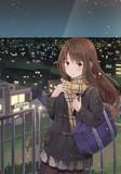 寂しがり少女と夜の街