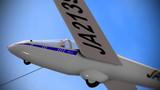 飛翔、大空へ