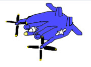 フライングパンケーキ(XF5U)