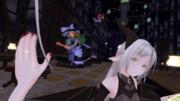 【東方MMDクロスオーバー祭】白黒の探求者