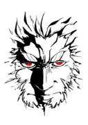 征服王の顔