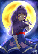 月夜のリコ