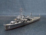 駆逐艦「春雨」最終時装備