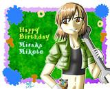 禁書:5月2日は御坂美琴の誕生日