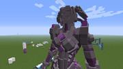 minecraft JointBlock 汎用強化外骨格