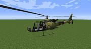 【MCヘリ】SA-341 ガゼル(人民解放軍仕様)
