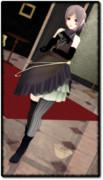 【MMD-OMF6】アメリア【MMDオリキャラ】