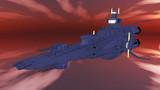 OMF-6  マゼラン級宇宙戦艦 オリジン