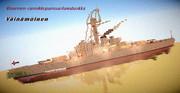 海防戦艦「ヴァイナモイネン」 (再現)
