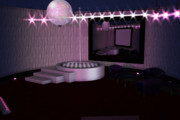 【MMD】spライトステージver1_01【モデル配布】