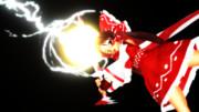 【MMD】霊夢…ギガブレイクでこい…!!【1発ネタ】