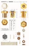 四斤山砲・野砲の弾薬② (デマレー着発信管)