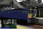 【MMD/OMF6】EF64 0