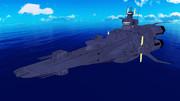 OMF-6  マゼラン級宇宙戦艦旗艦アナンケ オリジン
